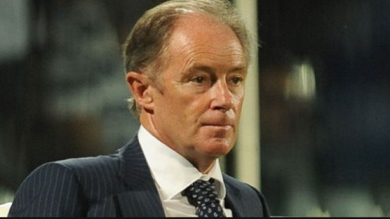 """Right Bang in the Snot"" - JOE are big fans of Brian Kerr's commentary and so are you it seems"