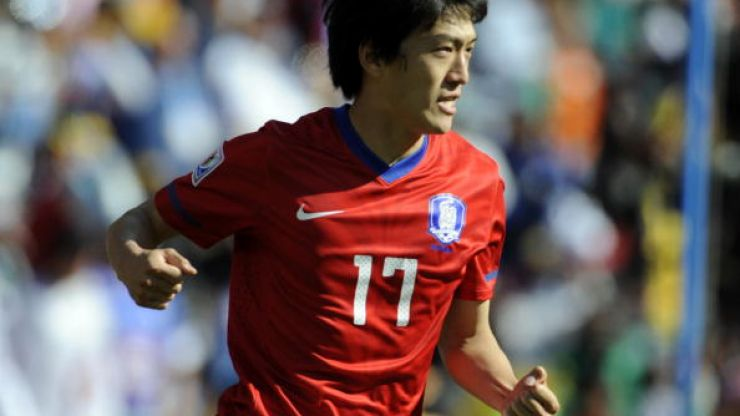 World Cup preview, Group H: South Korea