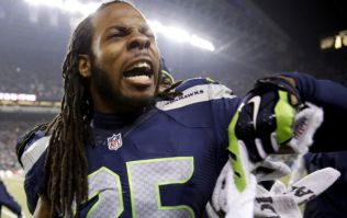 Video: Richard Sherman gets into training ground fight with Seattle Seahawks teammate Phil Bates