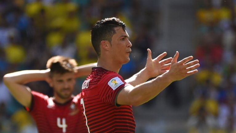 Ronaldo's doctor tells him to quit the World Cup or risk his career