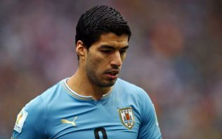 Video: Liverpool fans sing to Luis Suarez lookalike on flight