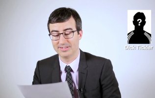 Video: GQ asks John Oliver if these footballer names are real or fake