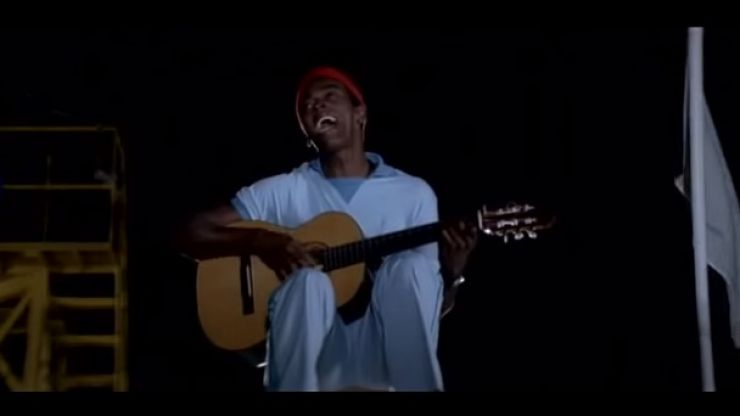 Brazilian music, No.2 - Seu Jorge