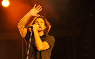 Pearl Jam's iconic singer Eddie Vedder turns 50 today so here are some of his best lyrics