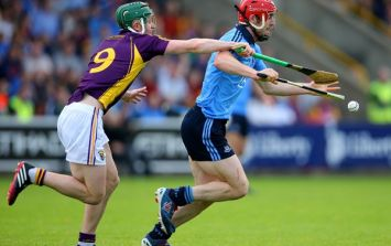 Pic: Incredible photo taken during Wexford v Dublin this evening