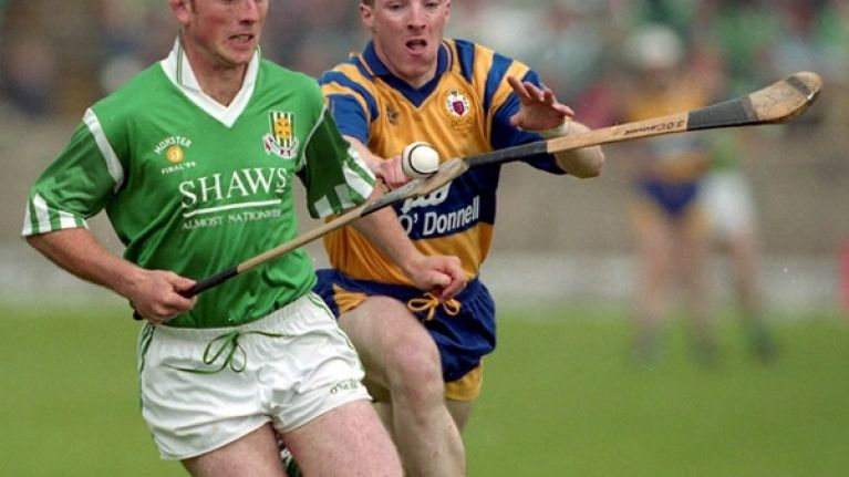Video: A Galway man's brilliant re-enactment of Mícheál Ó Muircheartaigh's commentary on the 1994 Munster Hurling final