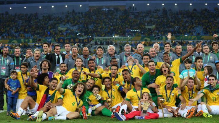 Great Brazilian Football Victories No. 5: Brazil v Spain, Confederations Cup Final 2013