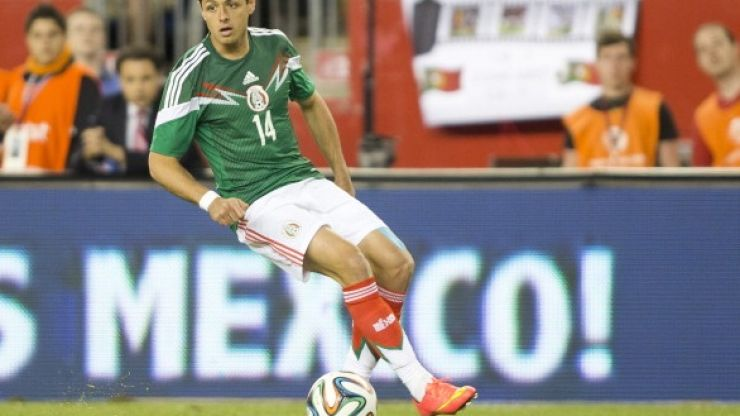 Pic: The team graphics for Mexico v Cameroon in today's Irish Independent are all over the shop