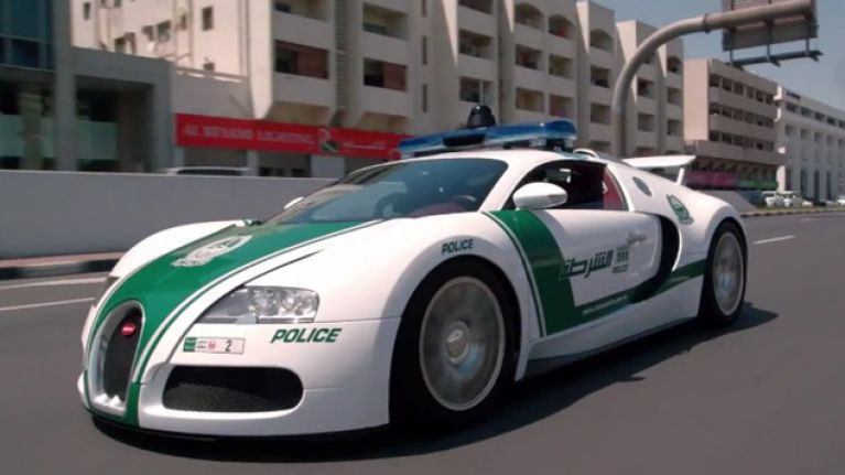 Video The Dubai Police Force Have The Coolest Fastest And - Cool cars in dubai