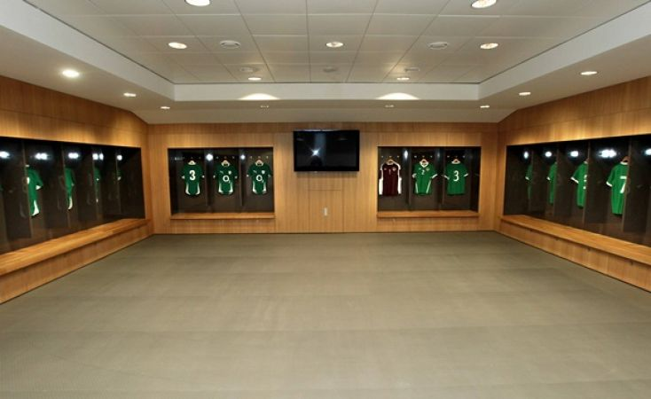 Gallery 11 Of The Slickest Dressing Rooms In Sport Joe