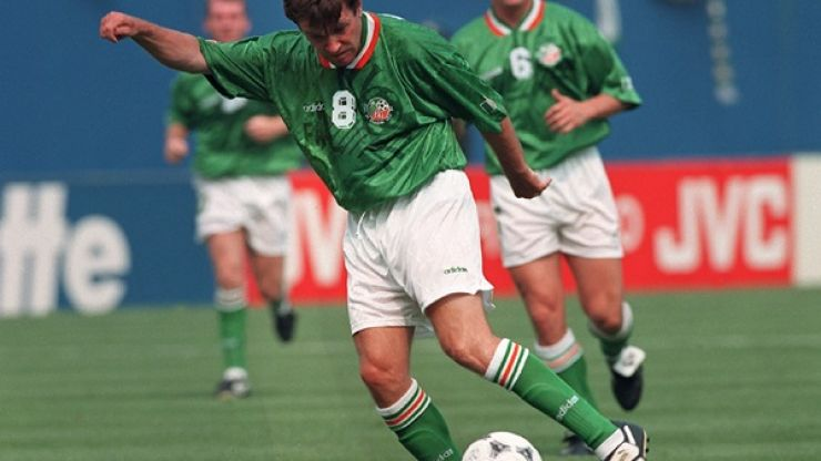 Video: Ireland's USA '94 homecoming was 20 years ago today, relive the nostalgia here...