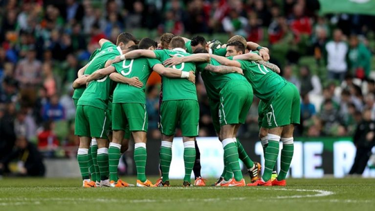 Ireland hit lowest FIFA ranking and now sit behind Albania, El Salvador and Bolivia