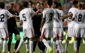 Gallery: The best pics from Ireland's 1-1 draw with Costa Rica last night