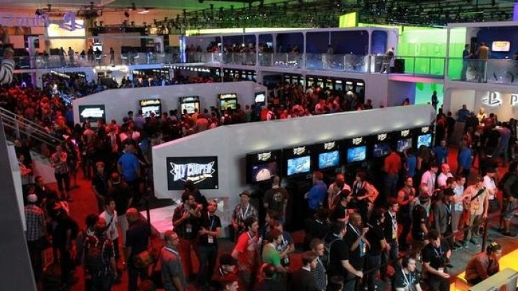 Video: Check out the live stream of E3 right here from 5pm…