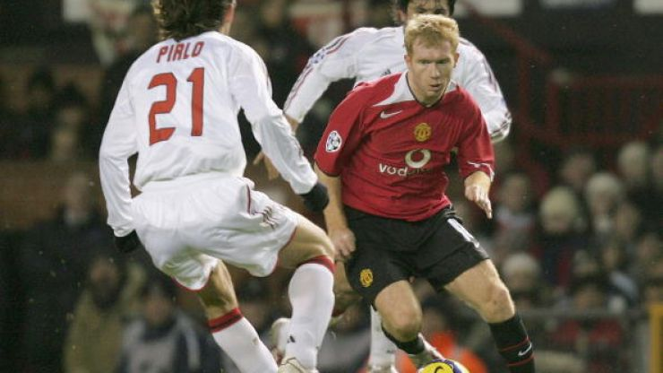 Paul Scholes loves Andrea Pirlo and suggests how England can stop him