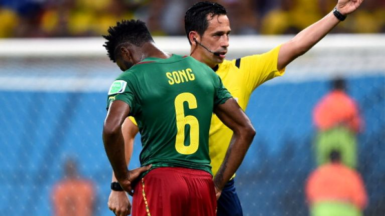 The Noise from Brazil: End of an era for Spain as Chile show incredible passion, Cameroon lose the plot and another JOEpan update