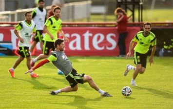 Video: This intense and fascinating passing exercise at Spain training will restore your faith in tiki-taka