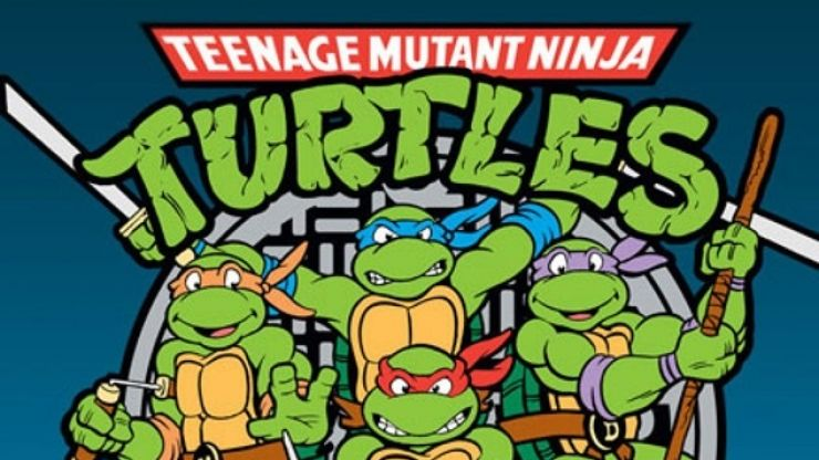 Pic: The evolution of the Teenage Mutant Ninja Turtles through the years is great