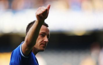 Looks like John Terry might be the man to replace Roy Keane in the ITV studio at the World Cup