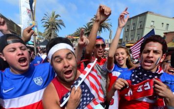 The Noise from Brazil: The best reaction to USA's win, Rooney's NOT training with the reserves and spirits still high in the JOE-pan camp