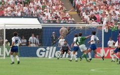25 years ago today, while Ireland were beating Italy, I made the biggest decision of my life