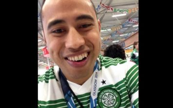 Tongan boxer wins loads of new fans by vowing to carry Celtic shirt at Commonwealth Games opening ceremony