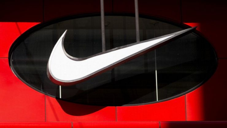 Pic: This guy's beard is in the shape the Nike logo and it's absolutely magnificent