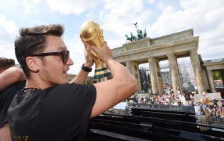 Good guy Mesut Ozil funds surgery for 23 sick Brazilian kids