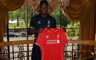 Vine: Liverpool's on-loan striker Divock Origi performed this incredible piece of skill against Everton