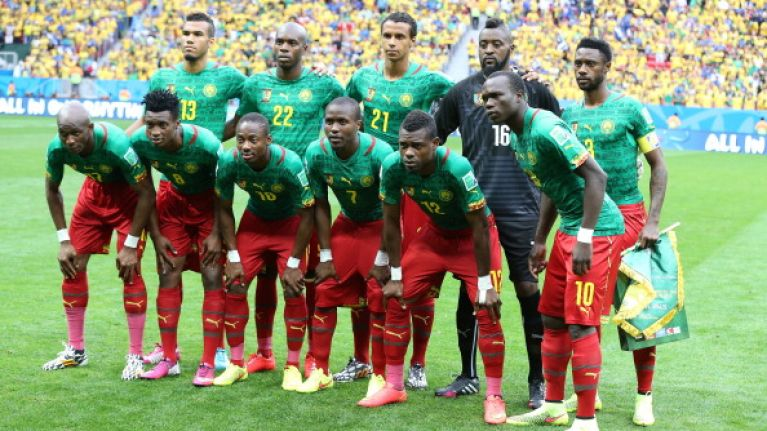 Cameroon will investigate their own players after match-fixing accusation