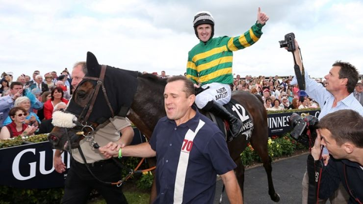 Five winners saw one Meath punter turn €8.20 into nearly €83,000 at the Galway Races today