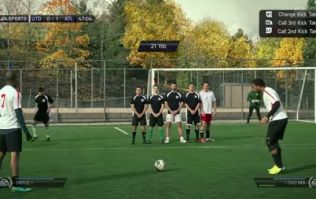 Video: Man superbly recreates entire game of FIFA with his friends in real life