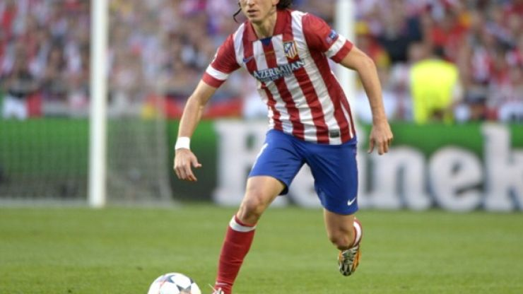 Chelsea agree deal to sign Atletico Madrid left-back Filipe Luis