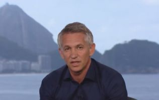Pic: Gary Lineker and Paddy Power had some heated words about Michael Owen on Twitter