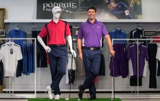[CLOSED] Win €200 worth of Pádraig Harrington golf gear from Dunnes Stores