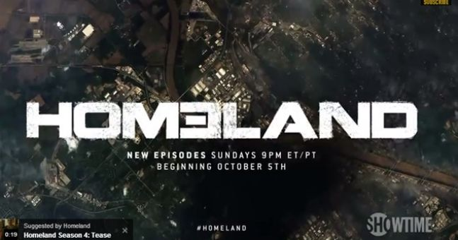 Video: A trailer for Season 4 of Homeland is out | JOE is