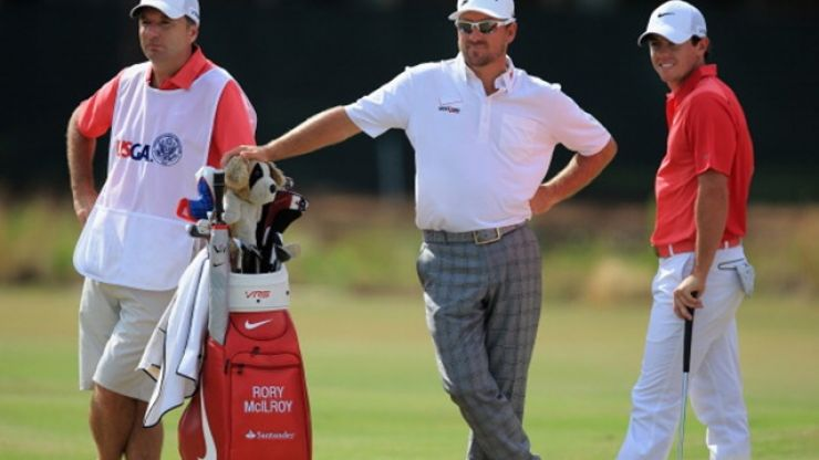 """Graeme McDowell on Rory McIlroy: """"We're not the same as we used to be"""""""