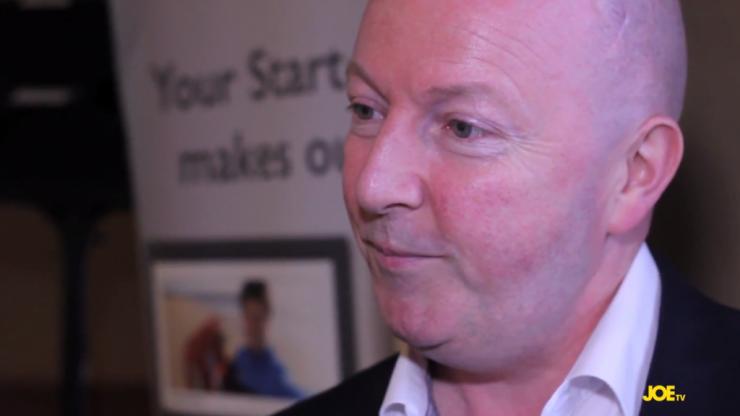 Video: JOE meets the entrepreneurs behind MedColl and Oriel Sea Salt