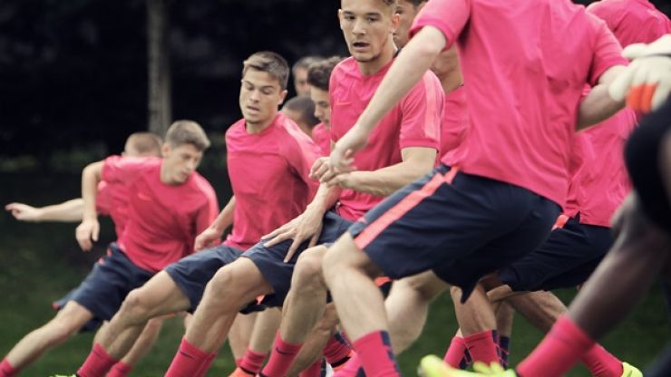 Fancy winning a place at the Nike Football Academy in London? Read on...