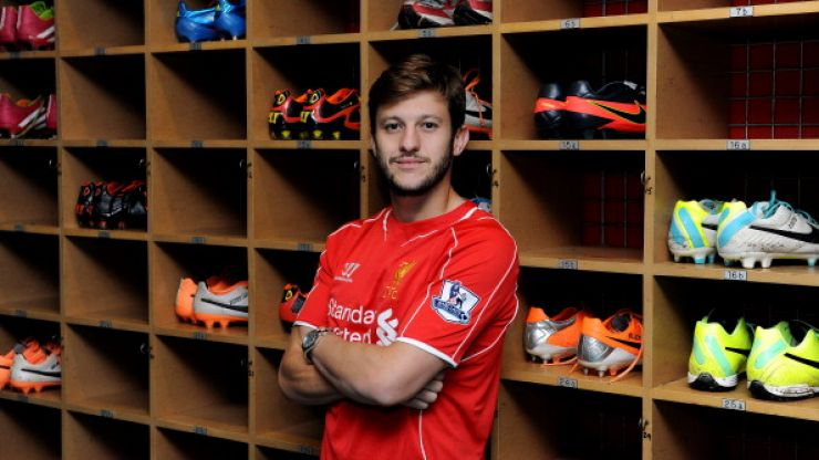 Pic: Adam Lallana places a full page advert in local newspaper to thank Southampton fans