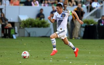 Pic: LA Galaxy's campaign to get Robbie Keane on the MLS All-Star team is pretty funny