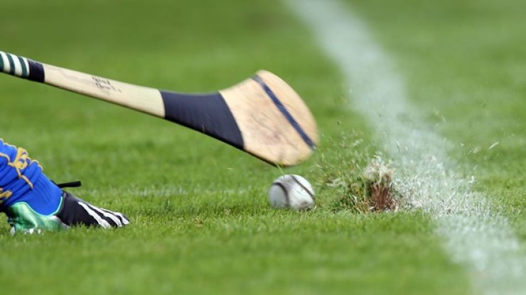 Video: Hurling skill! This Clare lad put over two sideline cuts in six seconds while on his knees