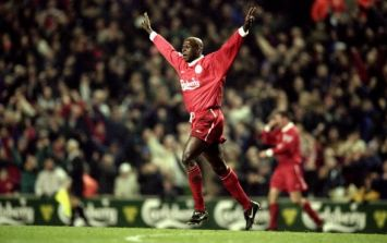 Pic: Titi Camara's response to the impending departure of Luis Suarez is absolutely priceless