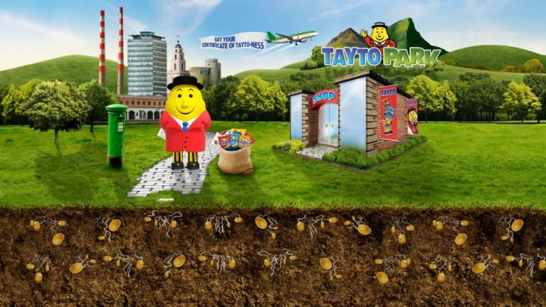 Tayto Park gets green light for Europe's second largest roller coaster