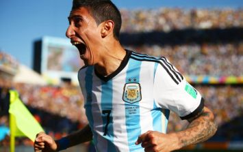 Manchester United confirm the signing of Angel di Maria from Real Madrid