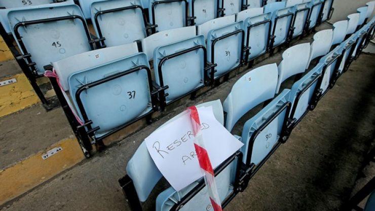 Pic: Enniscrone GAA club in Sligo have the best VIP seats bar none in Ireland