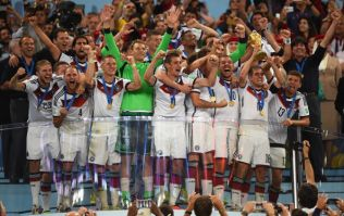 Germany's World Cup win completed an incredible five-fold bet that netted one punter almost €105,000