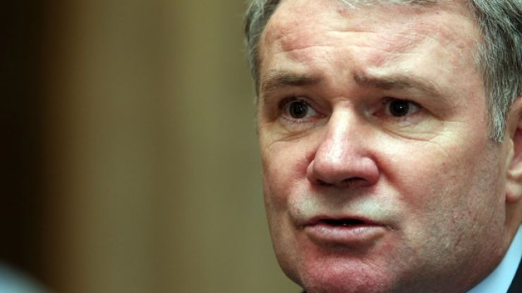 Ray Houghton on way home from Brazil after 'minor' health scare