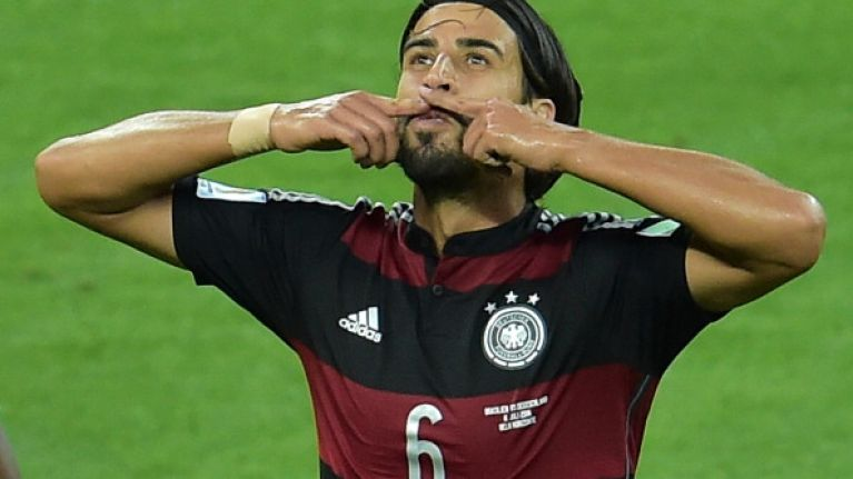 Transfer talk khedira and remy linked with arsenal spurs for Bertrand remy