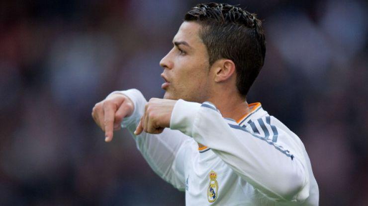 Video: This cheek from Cristiano Ronaldo has won the 2013-14 La Liga Goal of the Season